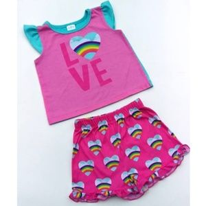 The Children's Place Pajama Set Girls 18-24months